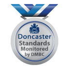 Doncaster Standards Monitored