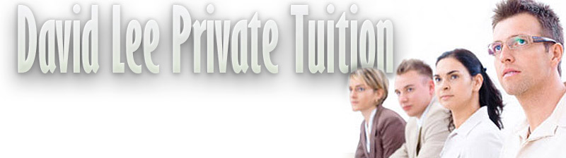 David Lee Private Tuition