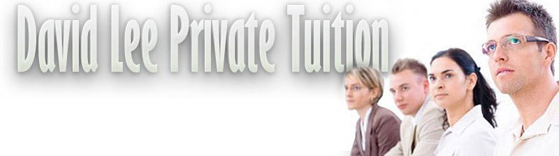 David Lee Private Tuition