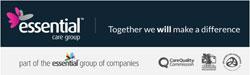 Essential Care Group Ltd