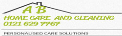 A B Home Care and Cleaning Ltd